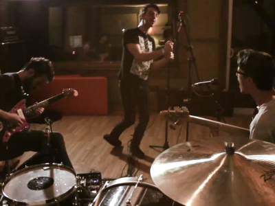 "► Frameworks – ""Old Chokes"" (Black Bear Studios Session)"
